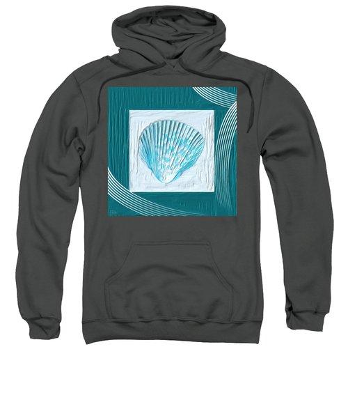 Turquoise Seashells Xxiii Sweatshirt