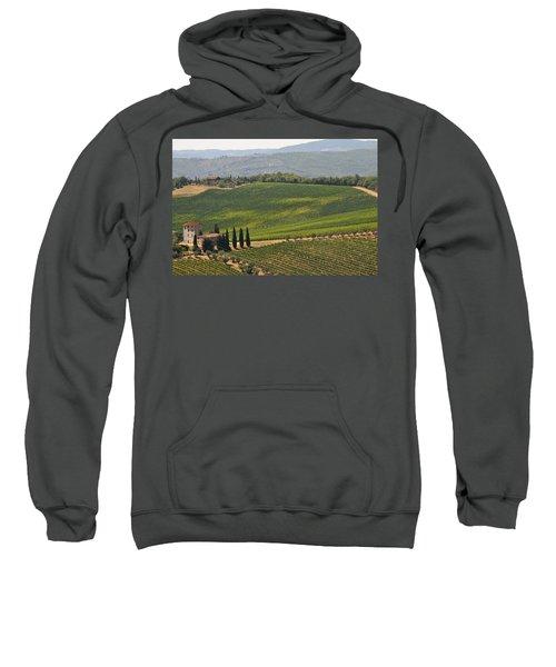 Tuscan Hillside Sweatshirt