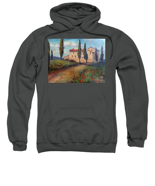 Tuscan Home Sweatshirt
