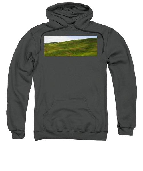 Tuscany Landscape Sweatshirt