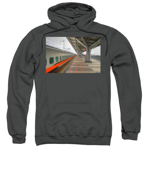 Tw Bullet Train 2 Sweatshirt