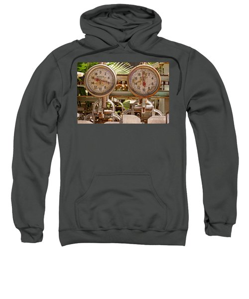 Two Farm Scales Sweatshirt