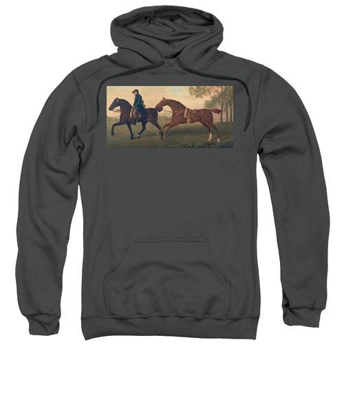 Two Hacks Sweatshirt