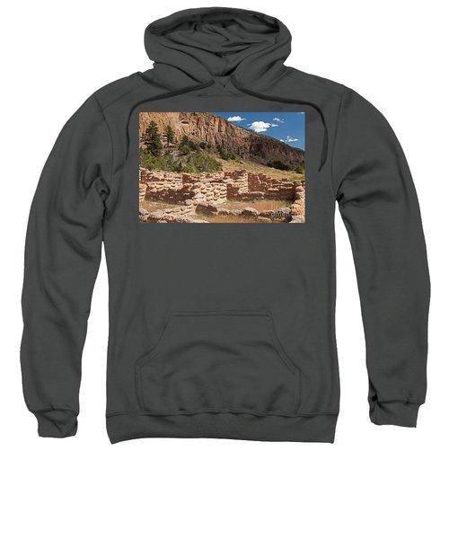 Tyuonyi Bandelier National Monument Sweatshirt