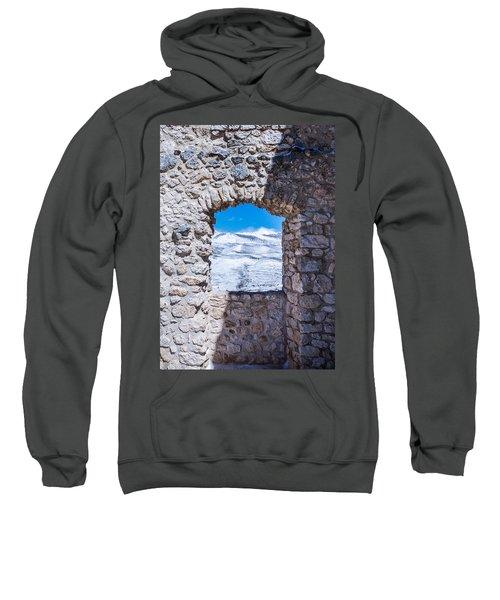 A Window On The World Sweatshirt