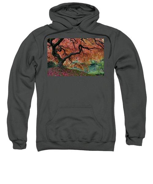 Under Fall's Cover Sweatshirt
