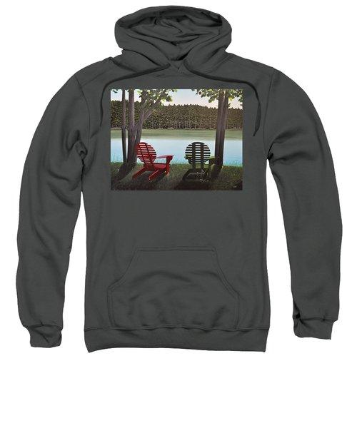 Under Muskoka Trees Sweatshirt