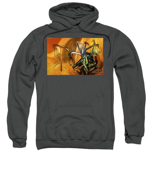 Undergrowth Disturbed Sweatshirt