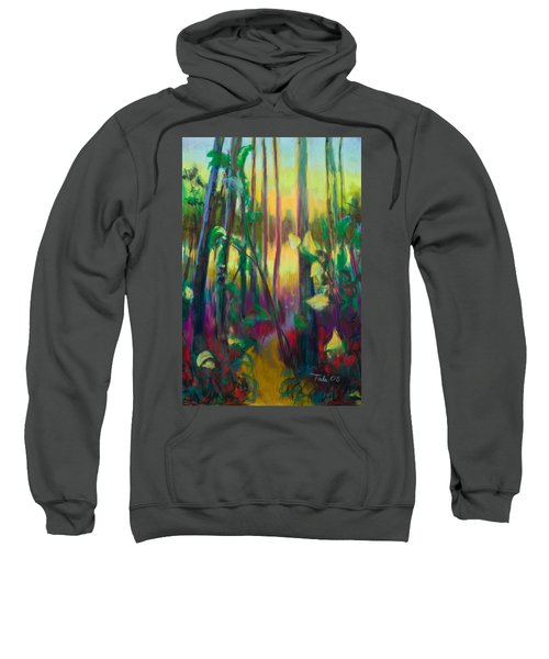 Unexpected Path - Through The Woods Sweatshirt