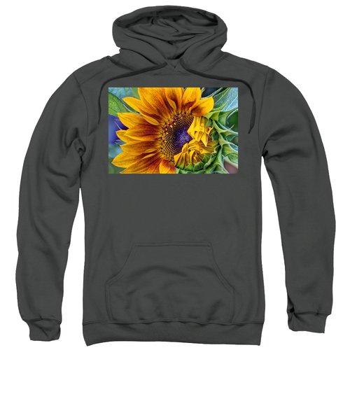 Unfurling Beauty Sweatshirt