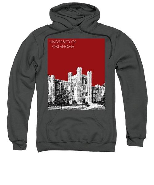 University Of Oklahoma - Dark Red Sweatshirt
