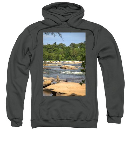 Unnatural Rock Formation Sweatshirt