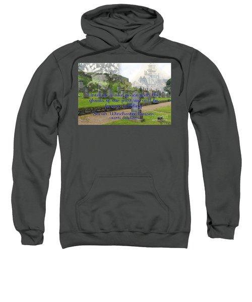 Until We Make Peace Sweatshirt