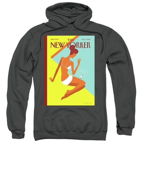 New Yorker August 9th, 2010 Sweatshirt
