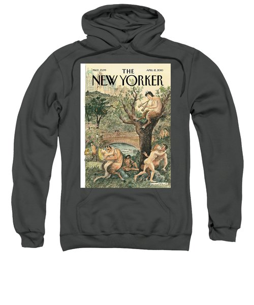 New Yorker April 12th, 2010 Sweatshirt
