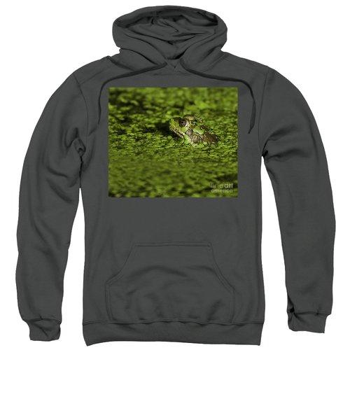 Up To My Neck Sweatshirt