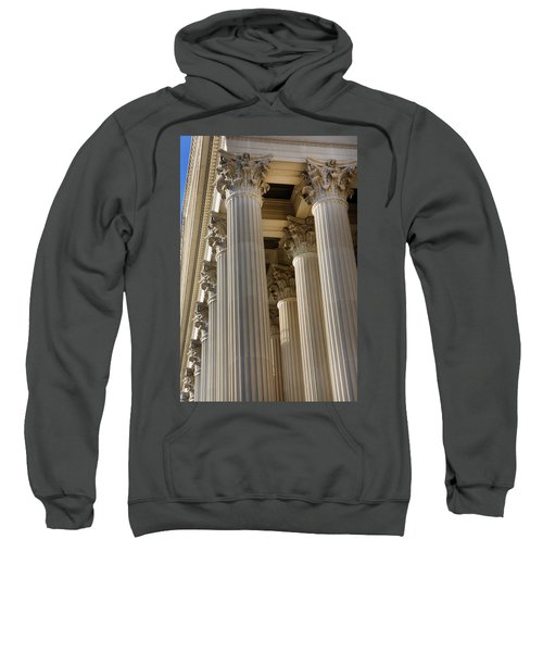 Us Archive Columns Sweatshirt