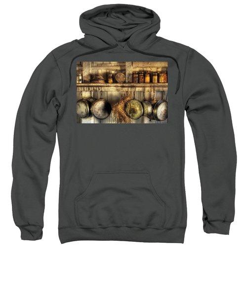 Utensils - Old Country Kitchen Sweatshirt