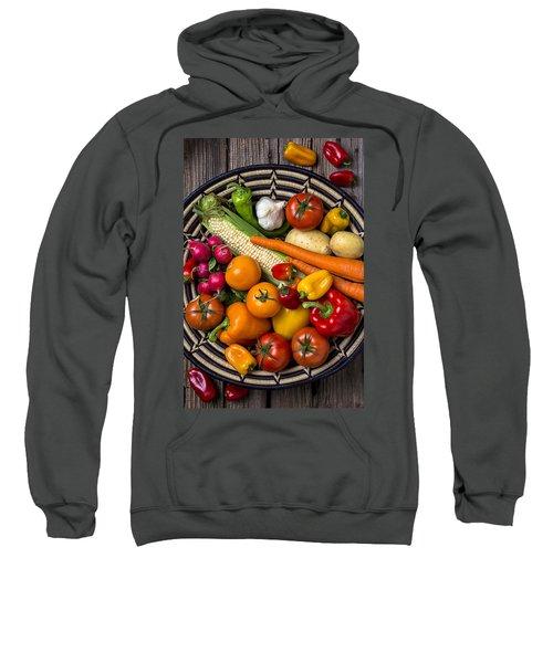 Vegetable Basket    Sweatshirt