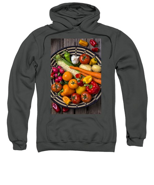 Vegetable Basket    Sweatshirt