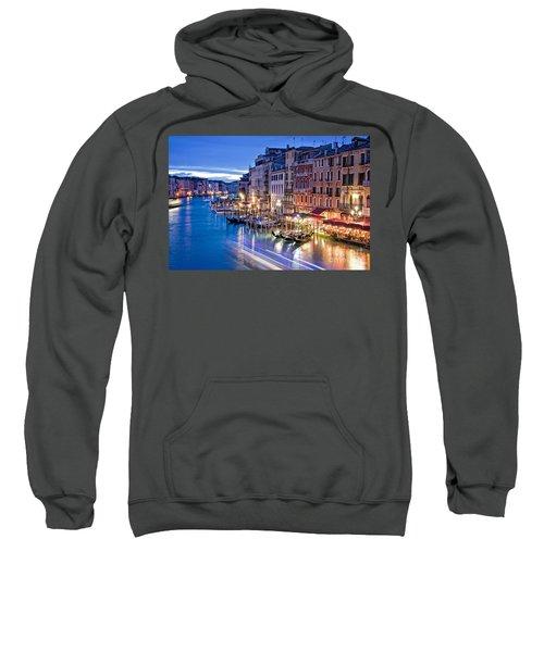 Venetian Blue Sweatshirt