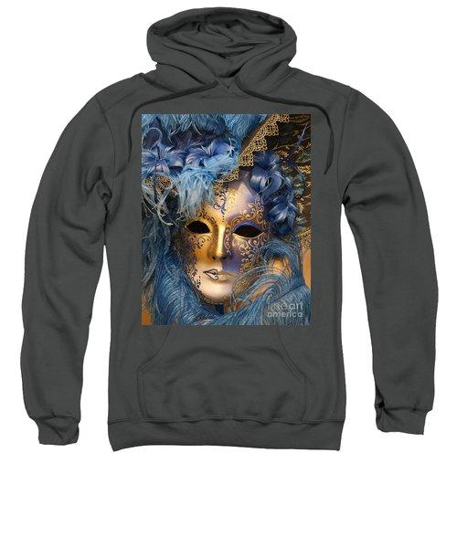 Venetian Mascaraed Sweatshirt