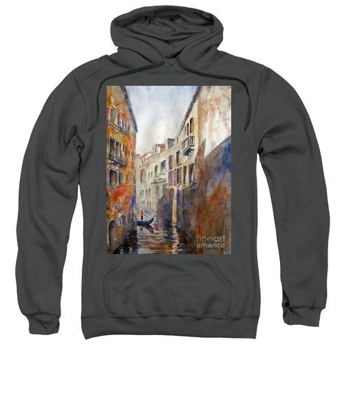 Venice Travelling Sweatshirt