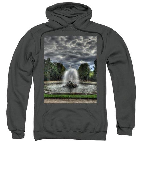 Versailles Fountain Sweatshirt