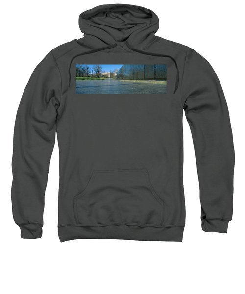 Vietnam Veterans Memorial, Washington Dc Sweatshirt