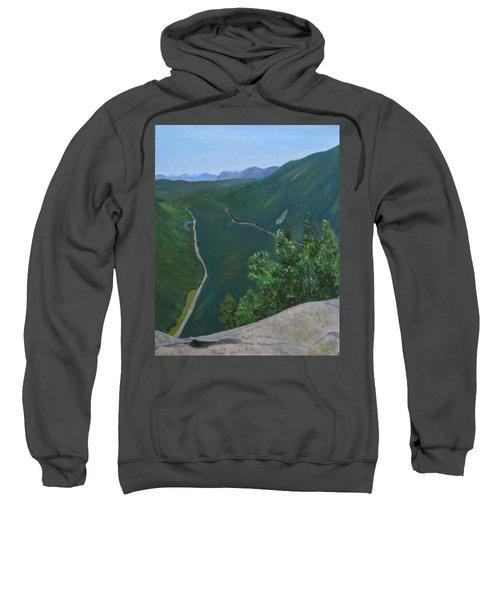 View From Mount Willard Sweatshirt