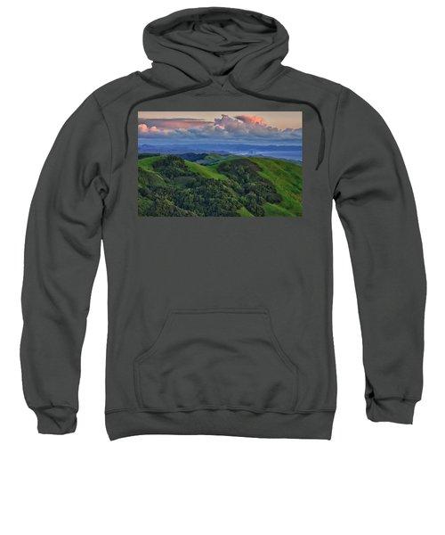 View Of Morro Bay Sweatshirt