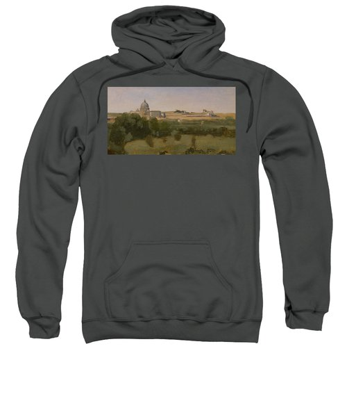 View Of St Peters Sweatshirt
