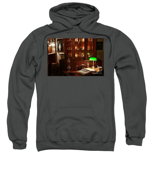 Vintage Apothecary Shop Sweatshirt