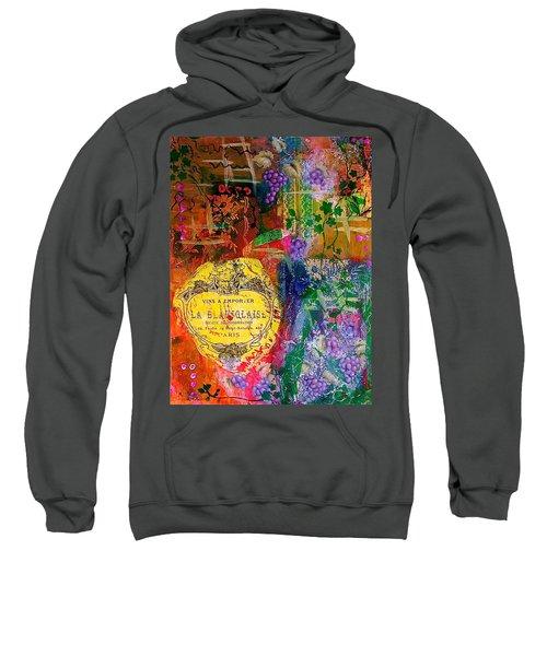 Vintner Label Sweatshirt