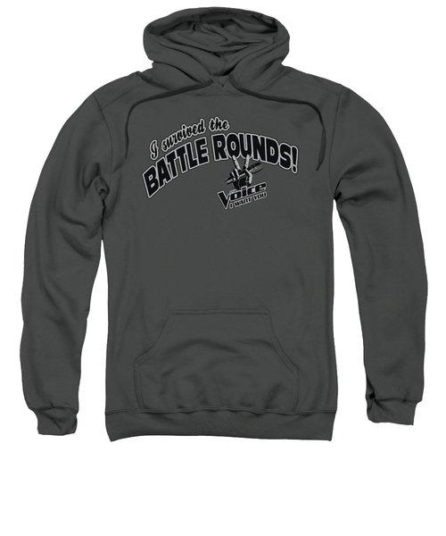Voice - Battle Rounds Sweatshirt