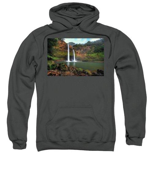 Wailua Falls  Sweatshirt