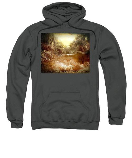 Walden Pond In Pennsylvania Sweatshirt