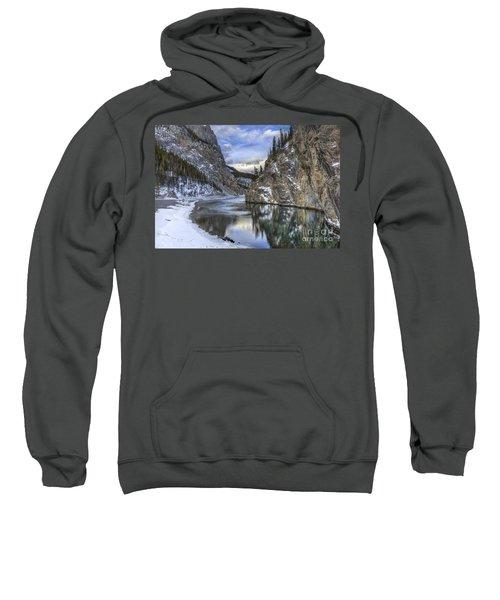 Walking Through Wonderland Sweatshirt