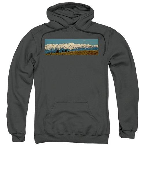 Wallowa Mountains Oregon Sweatshirt
