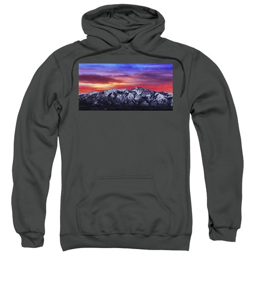 Wasatch Sunrise 2x1 Sweatshirt
