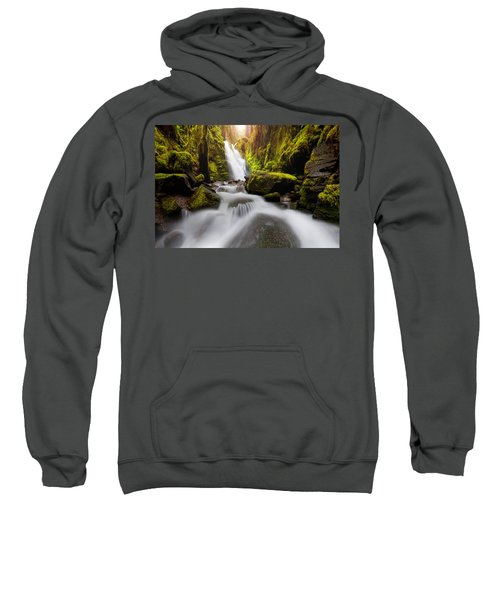 Waterfall Glow Sweatshirt