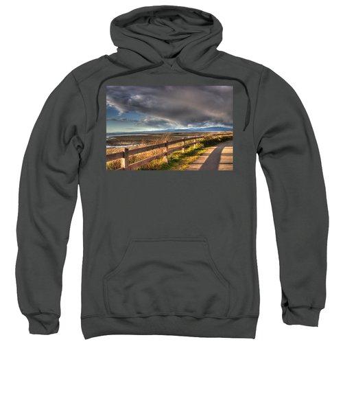 Waterfront Walkway Sweatshirt