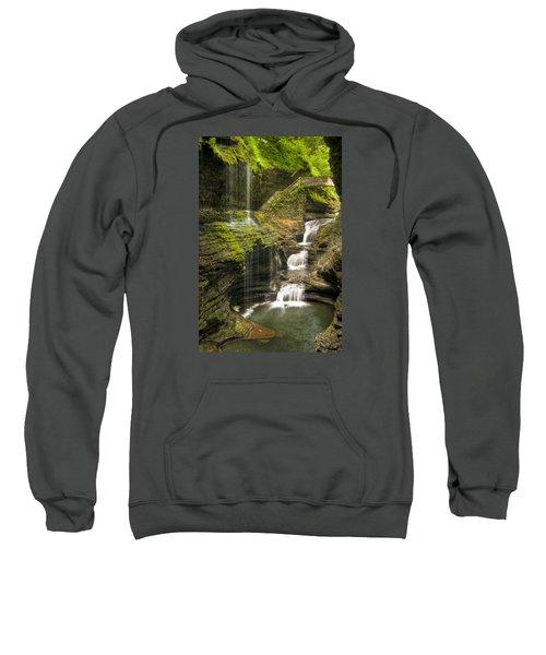 Watkins Glen Rainbow Falls Sweatshirt