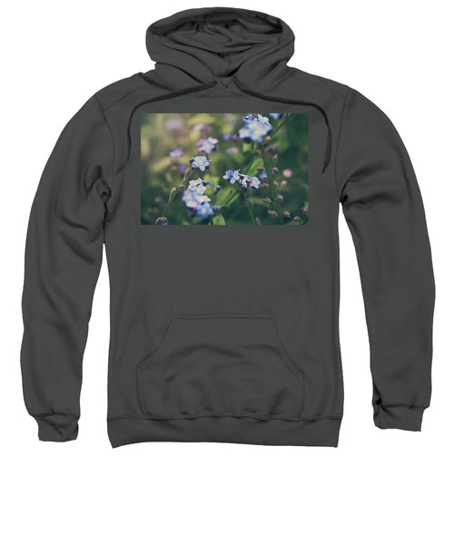 We Lay With The Flowers Sweatshirt