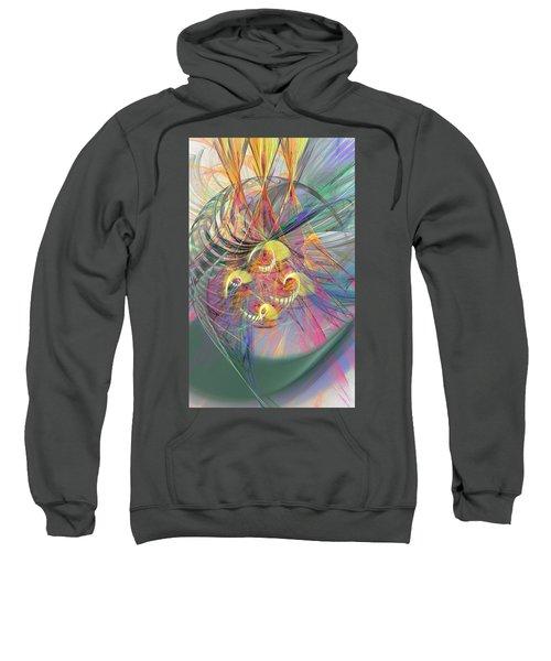 Web Of Life Sweatshirt