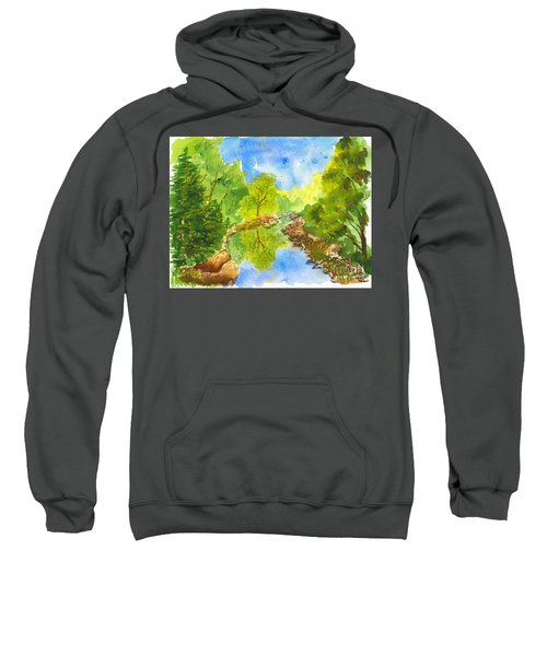 Weber River Reflection Sweatshirt