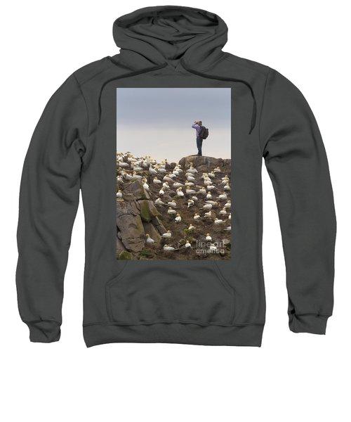 Welcome Explorers Sweatshirt