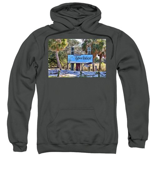Welcome To Tybee Sweatshirt