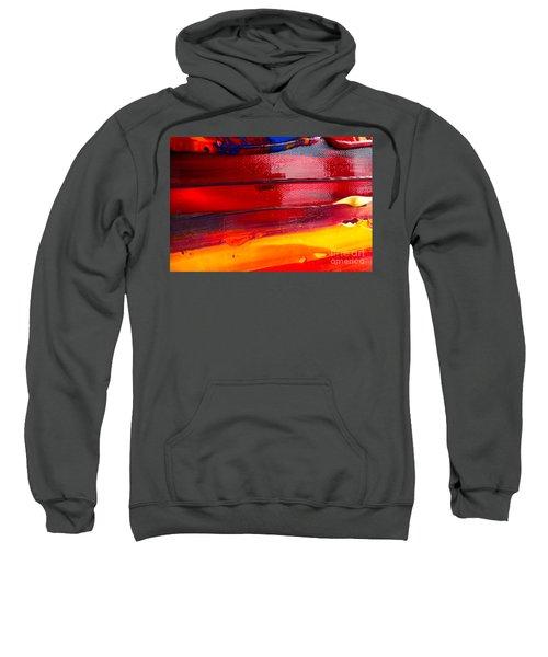 Wet Paint 123 Sweatshirt