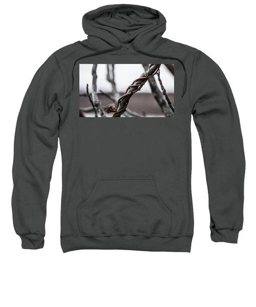 What A Twist Sweatshirt